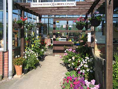 Layham Garden Centre Local Links